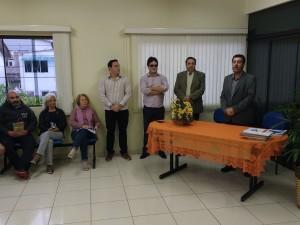"""O Instituto de Previdência Municipal de Ubatuba – IPMU realizou um café da manhã de """"Boas Vindas"""" aos novos APOSENTADOS de 2017."""