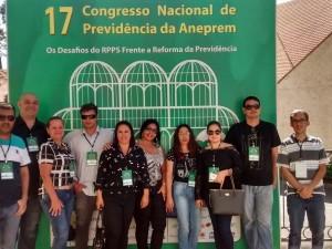 21/09/2017  – 17° Congresso Nacional de Previdência da ANEPREM