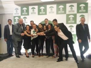 """21/09/2017 """"IPMU conquista prêmio Boas Práticas de Gestão Previdenciária"""""""