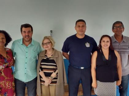 01/11/2017 – PALESTRA PREVIDENCIÁRIA PARA A GUARDA CIVIL MUNICIPAL